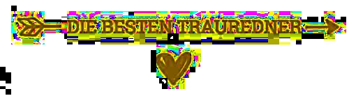 Logo - Die besten Trauredner