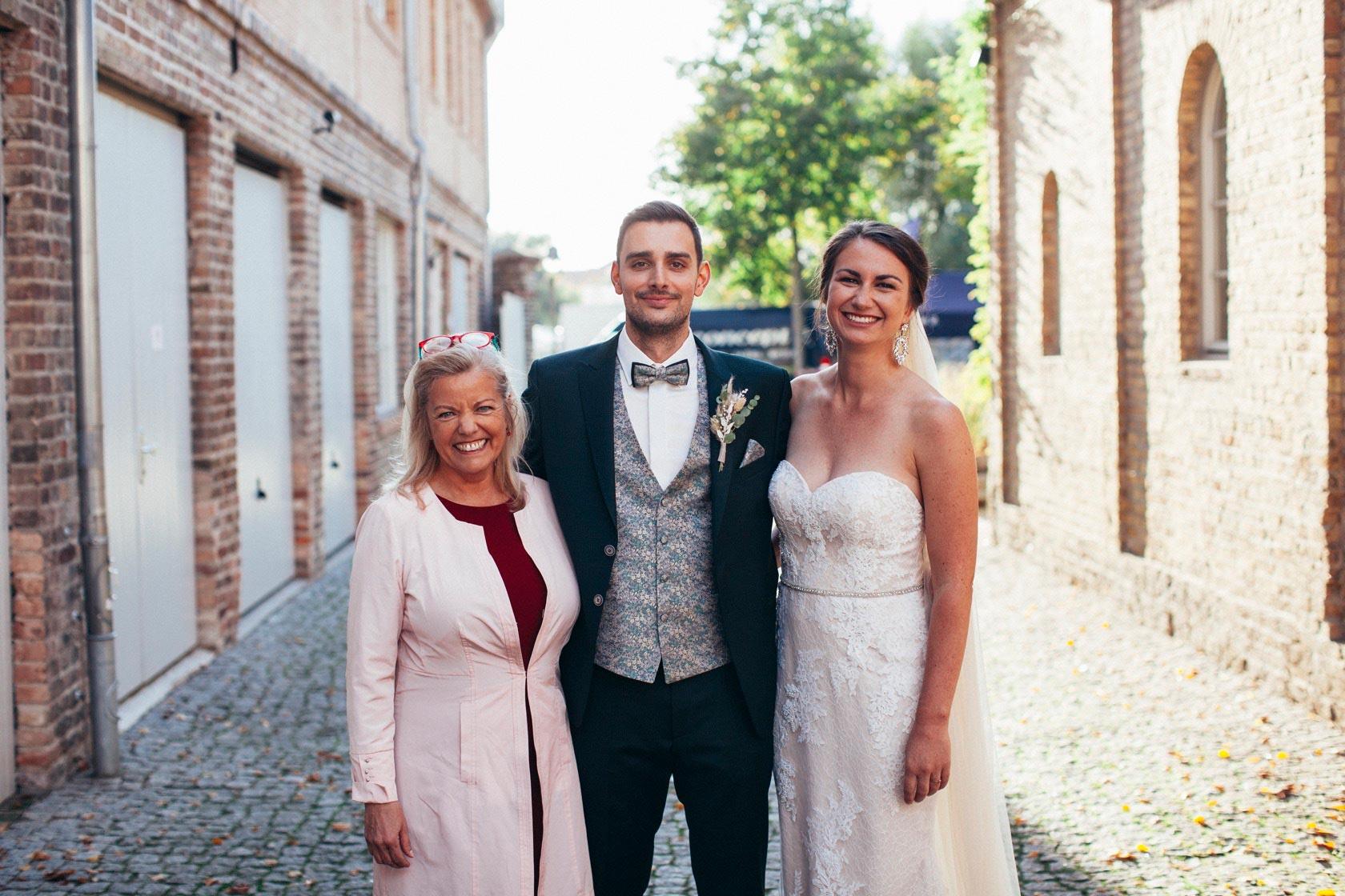 Hochzeit von Steffi & Ulli